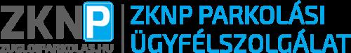 zknp-parkolas-ugyfelszolgalat-logo